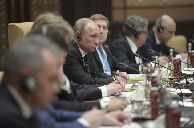 Πούτιν: Η απόφαση των ΗΠΑ για την Ιερουσαλήμ αποσταθεροποιεί την κατάσταση στη Μέση