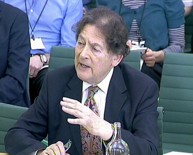 Tory Brexiteer Lord Lawson Tells Theresa May To Get Off Her 'Knees' And Stop 'Begging' Brussels For A...