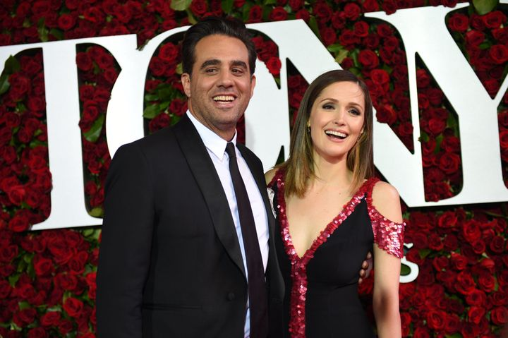 Bobby Cannavale and Rose Byrne welcomed Rafa to the world last month.