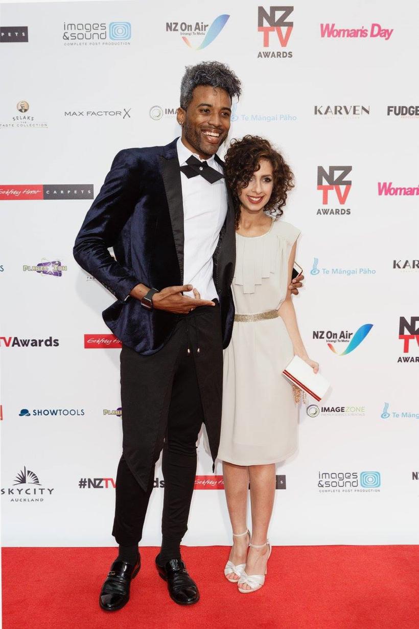 Kelvin Taylor & Tannaz Barkhordari