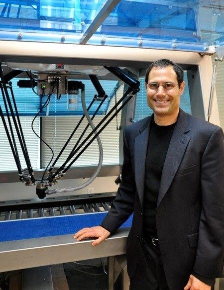 John Dulchinos, VP, Advanced Digital Manufacturing, Jabil
