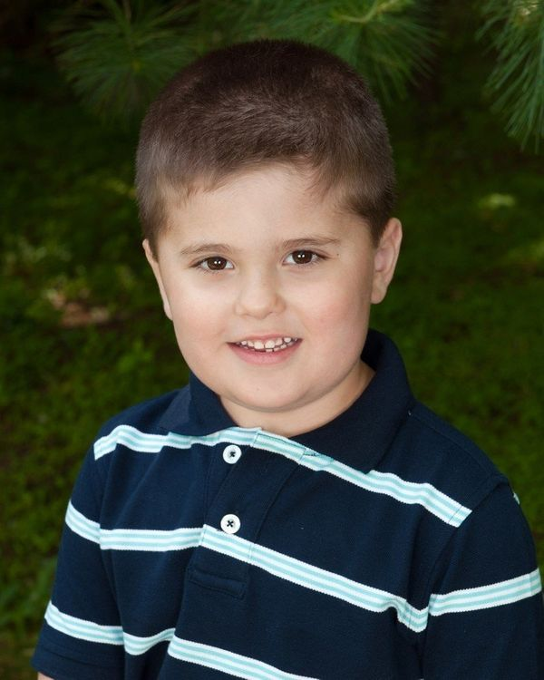 James Mattioli was an energetic6-year-old who loved being outside. His family created a scholarship fund for high schoo