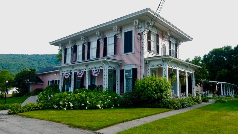 Pleasant Valley Inn Hammondsport NY