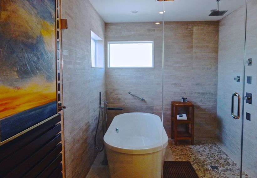 Interlaken Penthouse Bathroom Lakeville CT