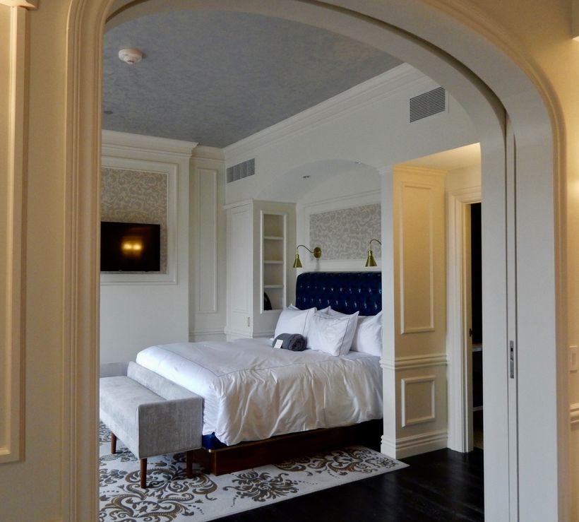 Suite Adelphi Hotel Saratoga Springs NY