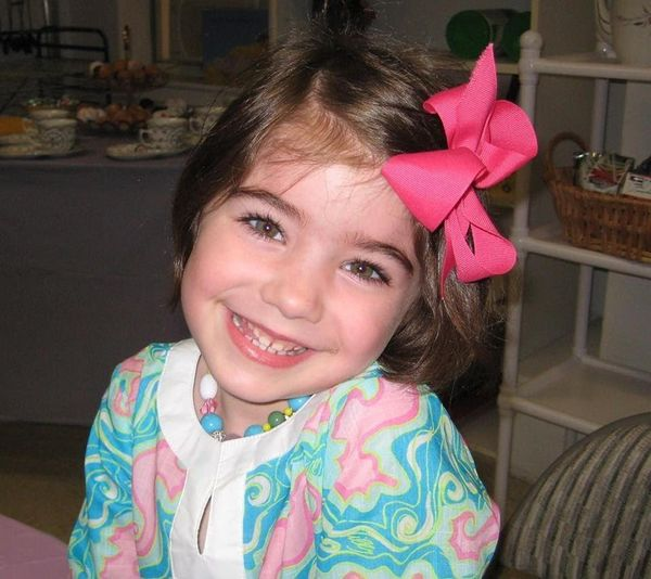 Caroline Previdi was enthusiastic about all of her activities and was compassionate toward others. To honor the 6-year-old, h