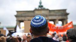 Zahlen antisemitischer Vorfälle in Berlin sind dramatisch angestiegen