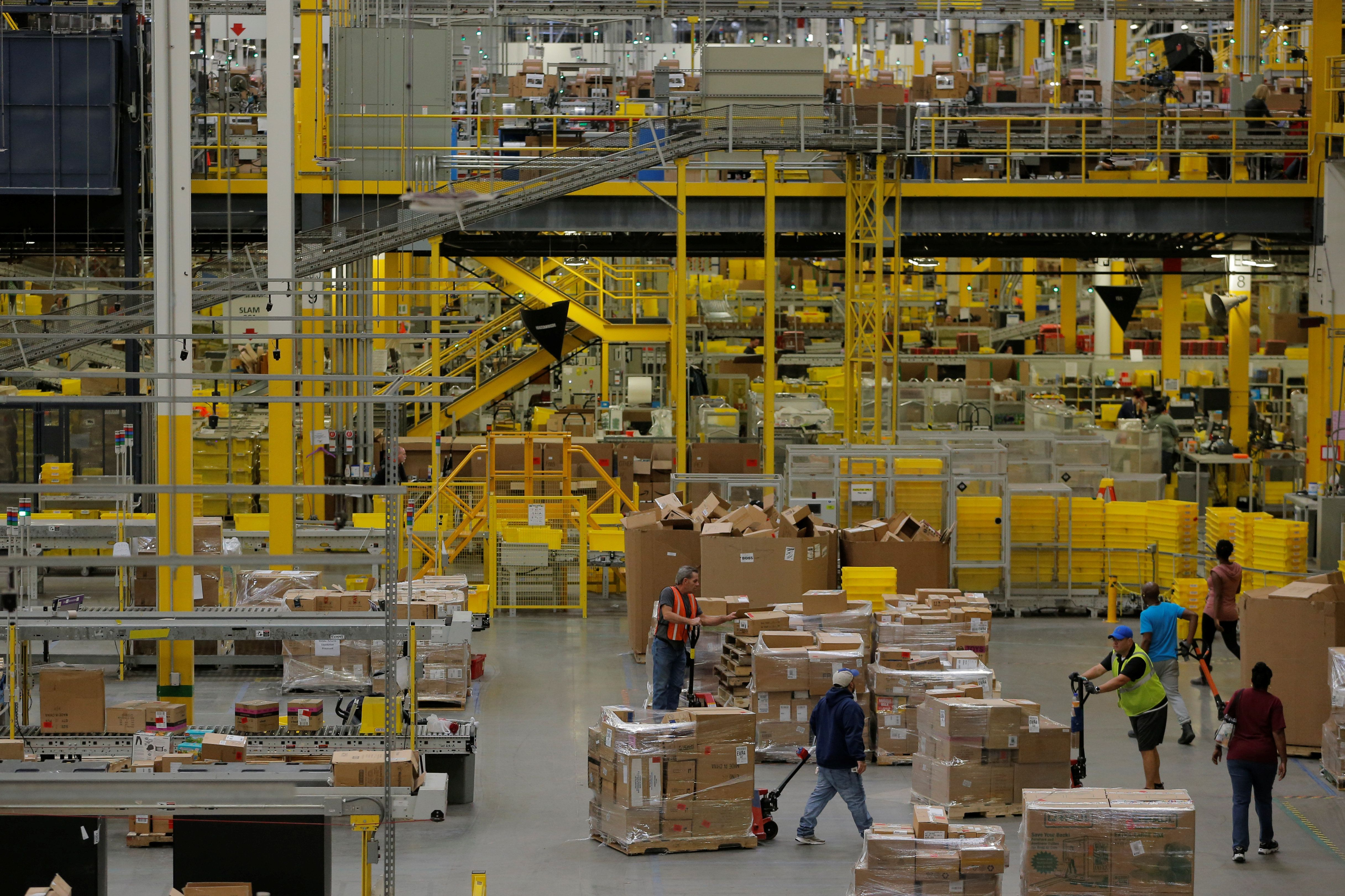 Discussion on this topic: Amazon warehouse worker slams working conditions in , amazon-warehouse-worker-slams-working-conditions-in/