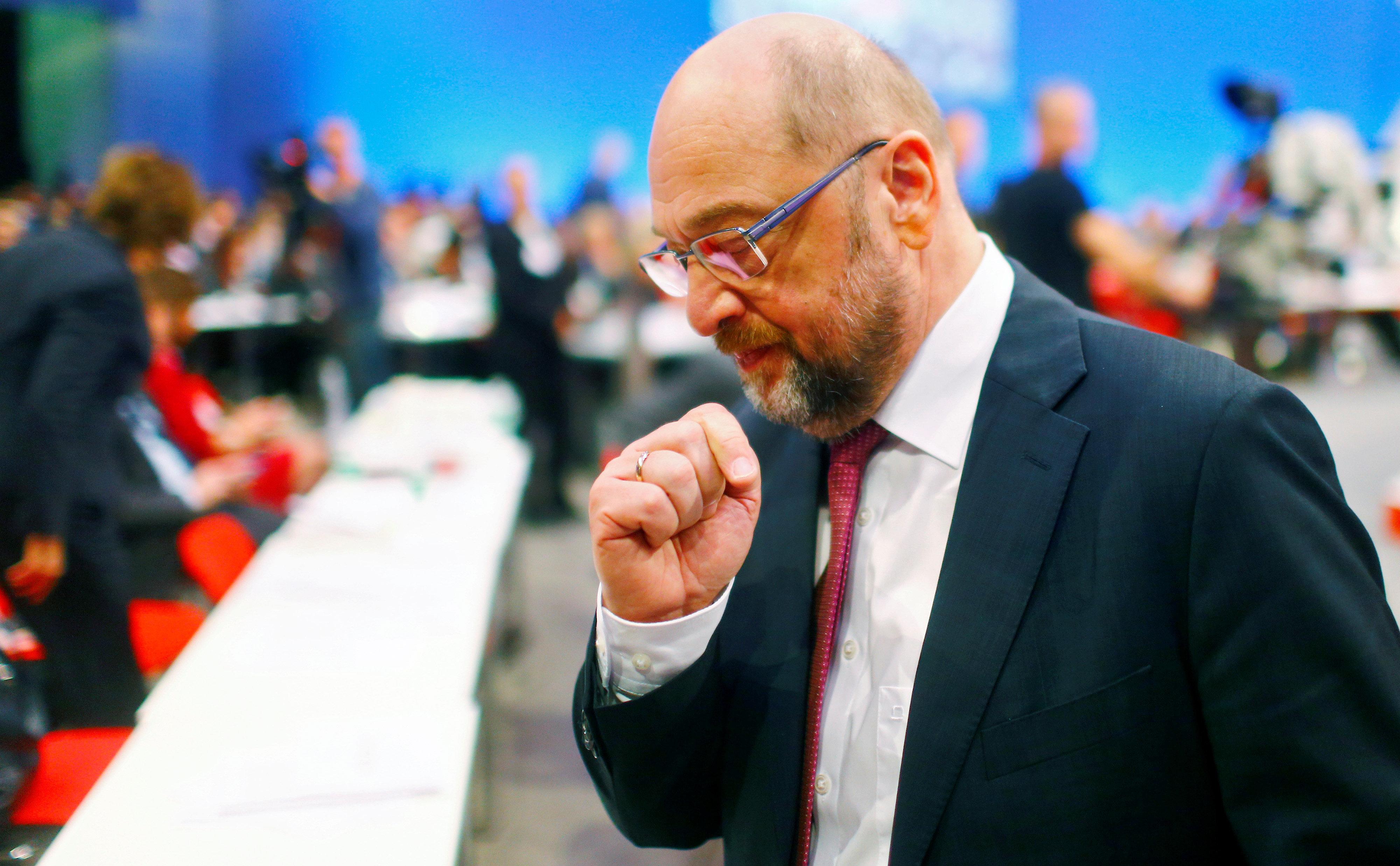 Regierungsbildung - SPD prüft GroKo