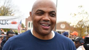 Charles Barkley comes off the gridiron to slam Roy Moore