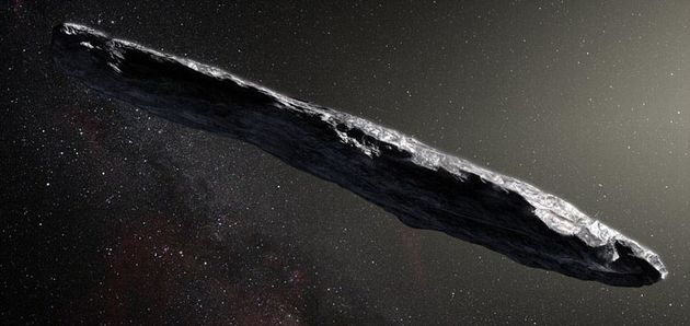 Αστρονόμοι θα αναζητήσουν εξωγήινη τεχνολογία σε αντικείμενο που ήρθε «από