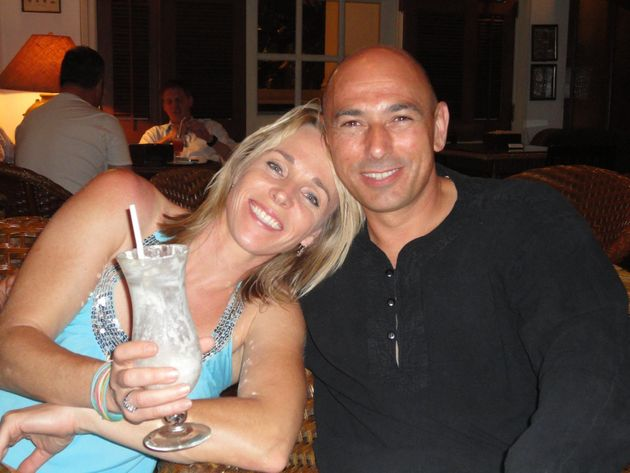 Susannah and her late husband