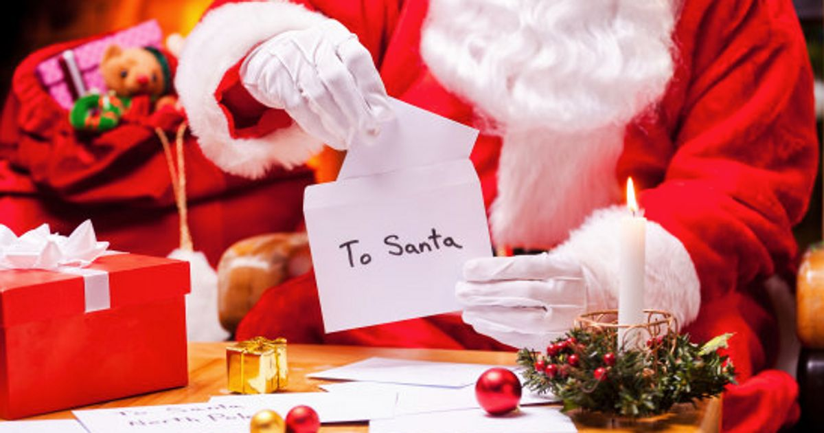 8-Year-Old Asks Santa For Nothing This Christmas And Now We\'re Crying