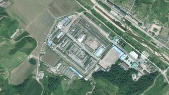 CHOGJIN CONCENTRATION CAMP, CAMP 25, NORTH KOREA - AUGUST 27, 2017.  DigitalGlobe closeup satellite imagery of Camp 25 in North Korea. Chogjin is a labour camp in North Korea for political prisoners. The official name is Kwan-li-so (Penal-labour colony) No. 25.  (Photo DigitalGlobe via Getty Images)