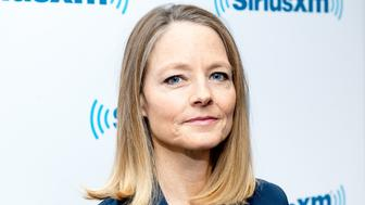 NEW YORK, NY - DECEMBER 11:  Jodie Foster visits 'Andy Cohen Live' hosted by Andy Cohen on his exclusive SiriusXM channel Radio Andy at SiriusXM Studios on December 11, 2017 in New York City.  (Photo by Roy Rochlin/Getty Images)