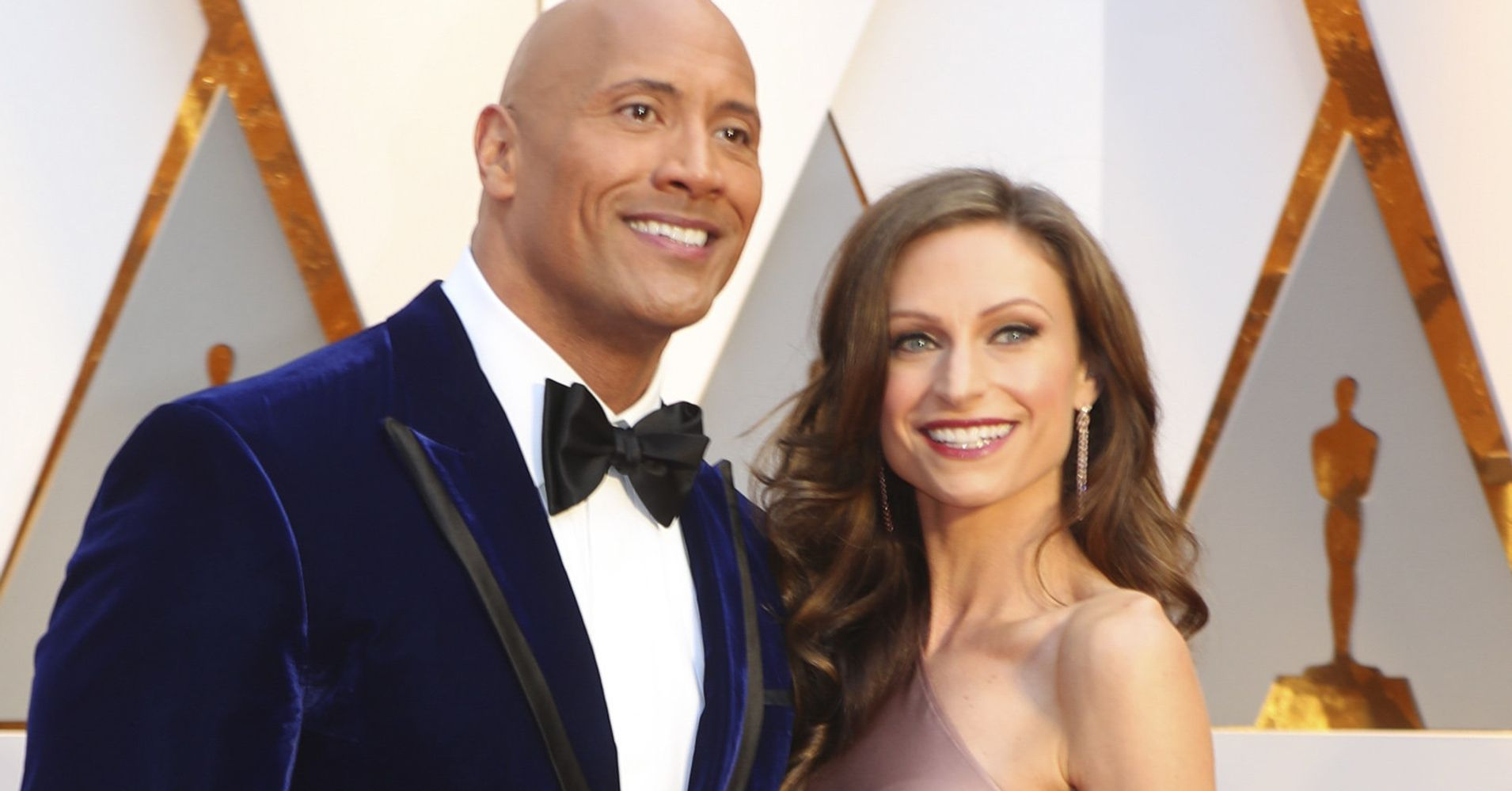 Dwayne 'The Rock' Johnson Announces New Baby News In Cutest Way