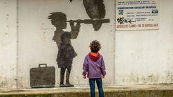 Βanksy: Ο δημοφιλής street artist επιστρέφει με νέα έργα που θα