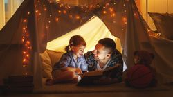 What Exactly Is Quality Time When Your Kids Are Under