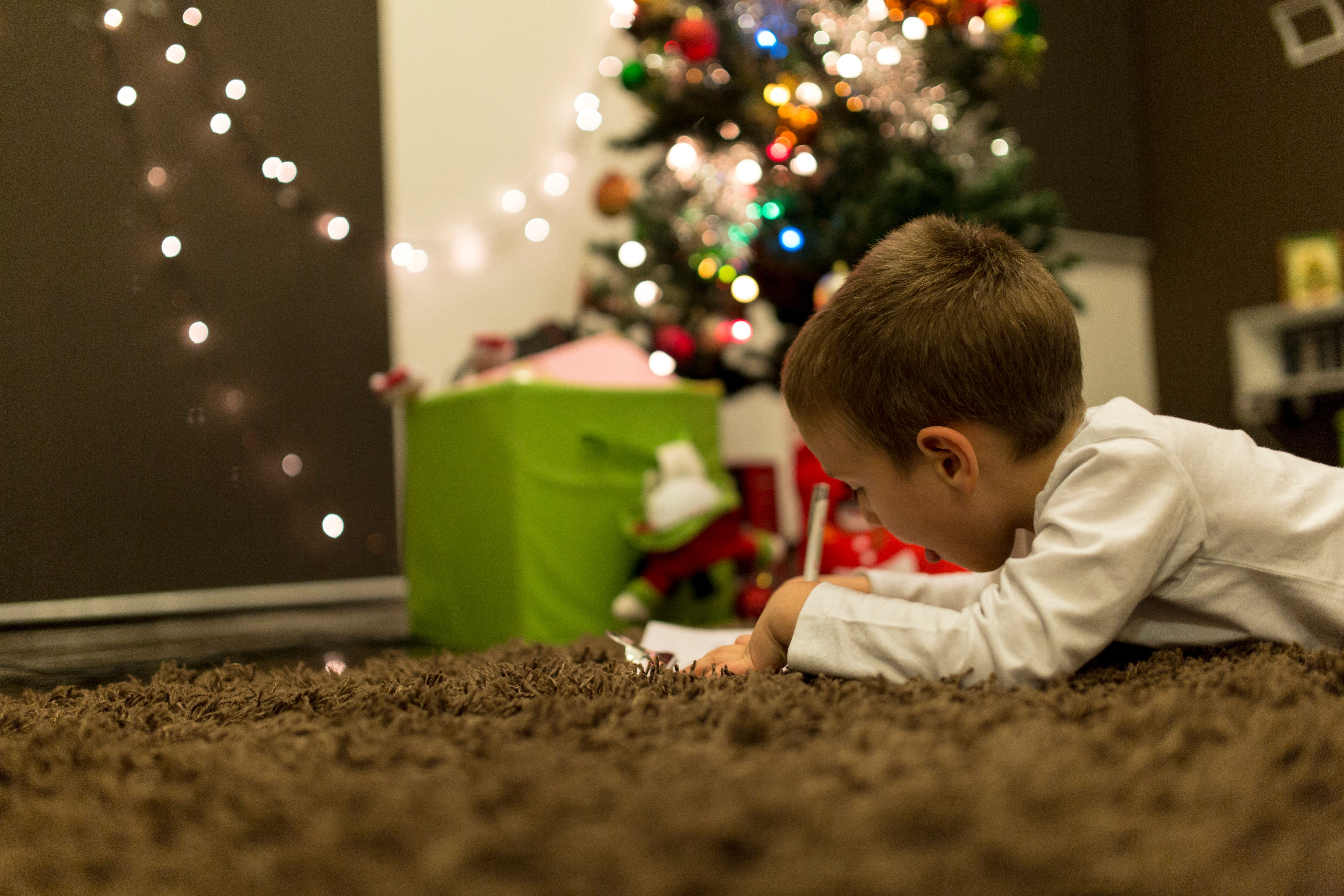 Why Writing A Letter To Santa Will Bring Your Child More Than Just