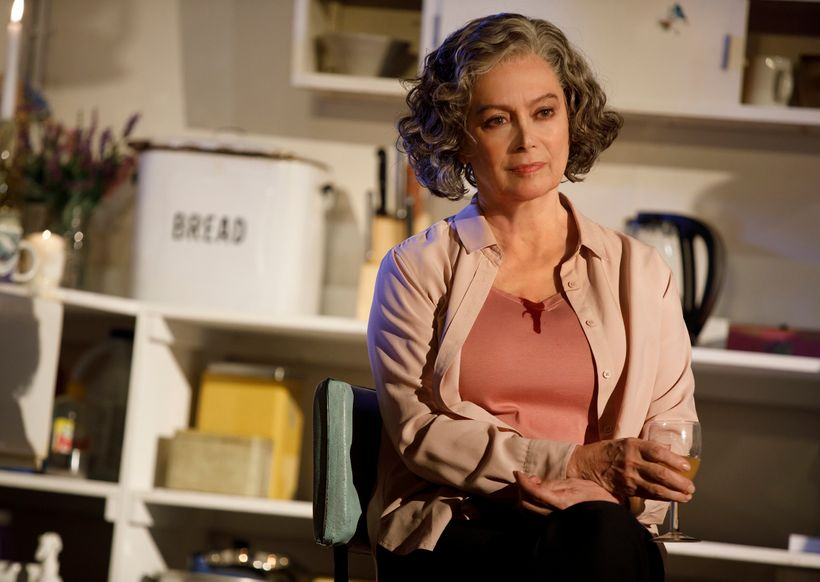 Francesca Annis in Lucy Kirkwood's <em>The Children</em>