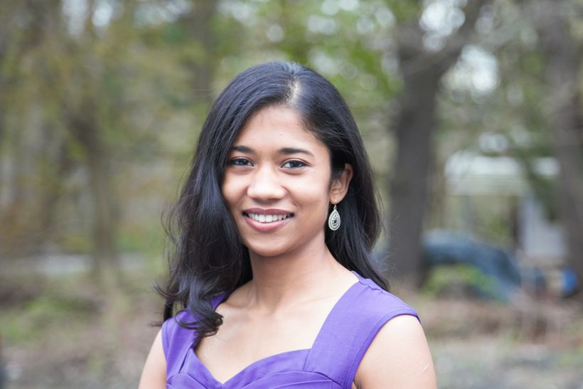 Dr. Akshaya Shanmugam was named as a <em>Forbes </em>30 Under 30 in Healthcare recipient.