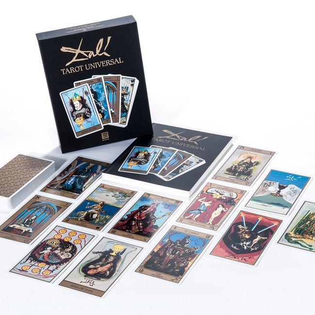 Dali Tarot Card Set, $29.99