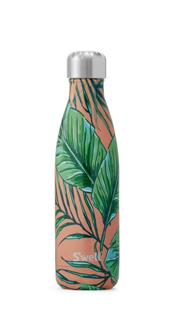 """Not only does a <a href=""""https://www.swellbottle.com/"""" target=""""_blank"""">Swell bottle</a> keep liquids extremely cold, but ther"""