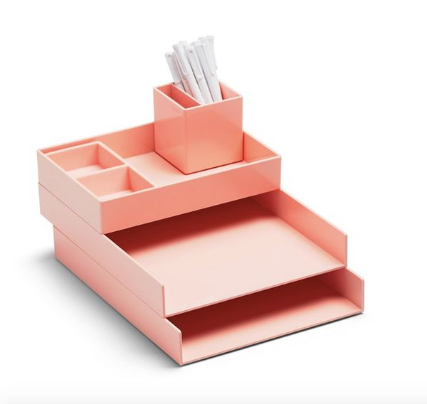 """Sometimes it's hard to get teens to hunker down and study, so liven up their desk area with these <a href=""""http://www.poppin."""