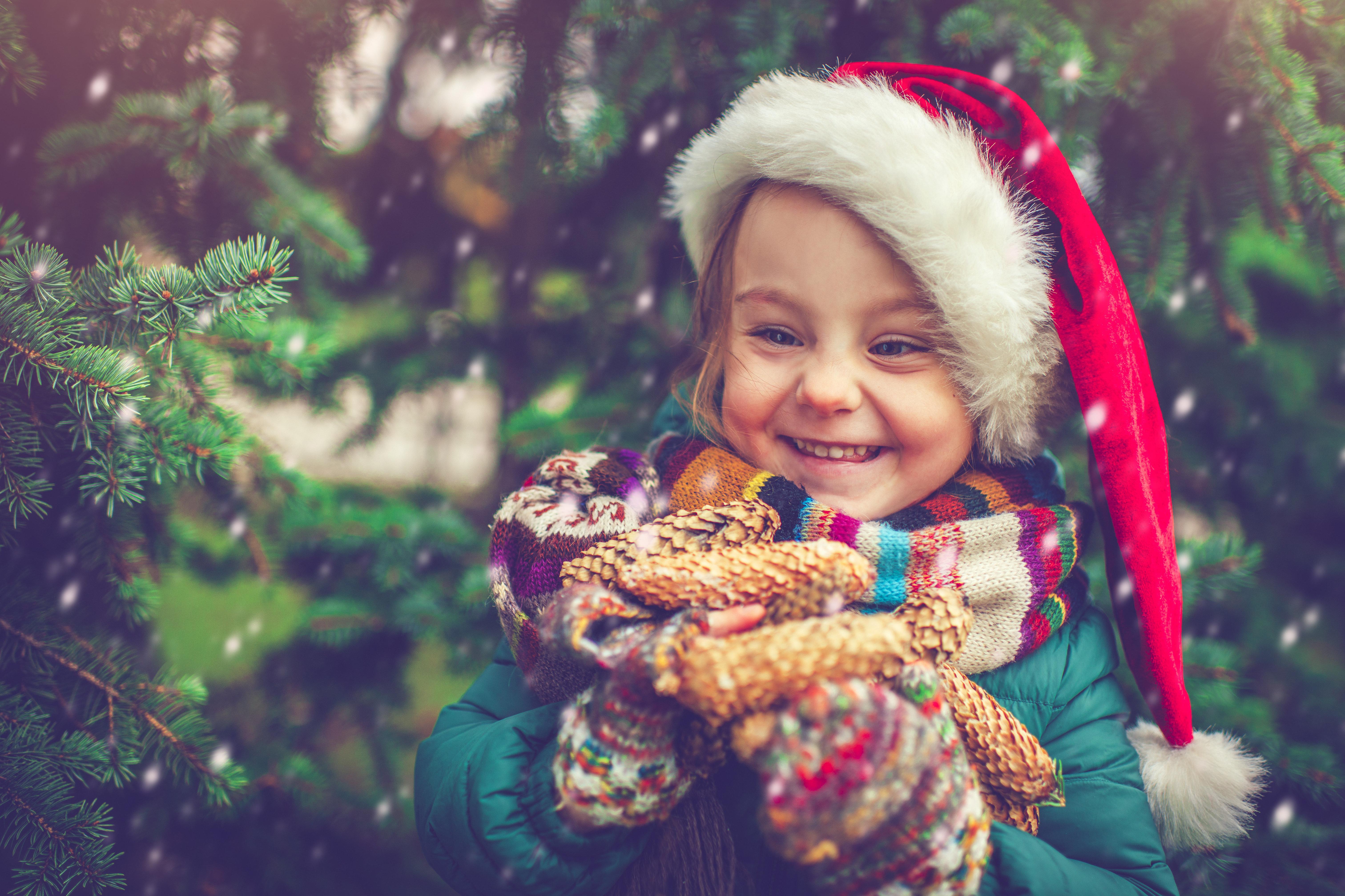 Wie Weihnachten aussieht, bevor du Kinder bekommst - und wie es mit ihnen