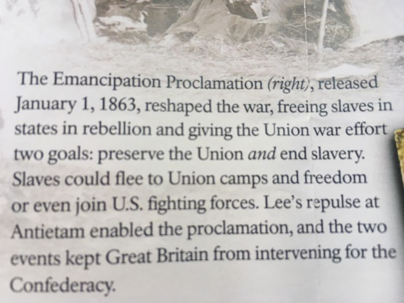 <em>From Antietam National Battlefield brochure.</em>
