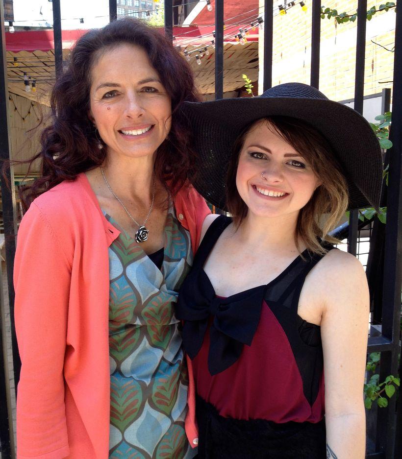 Siri Vaeth and daughter singer/songwriter Tess Dunn