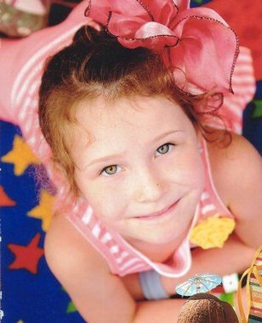 "Six-year-old Charlotte Bacon was a free spirit who loved animals and the color pink. Her family created <a href=""ht"