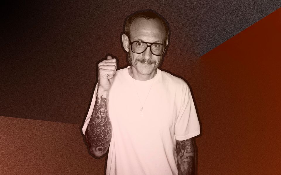 Photographer Terry Richardson used a professional coffee meeting to corner and assault designer Lindsay...