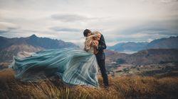 Estas son las mejores fotos de boda de