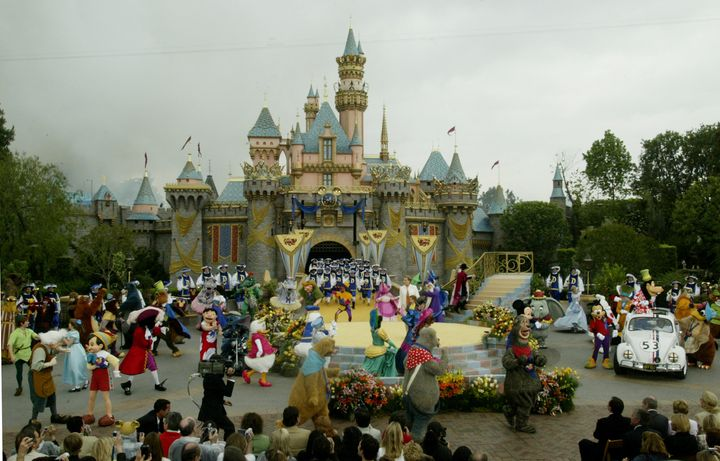An outbreak of Legionnaires' disease hit Disneyland in California last month, leading the park to close down two cooling towe