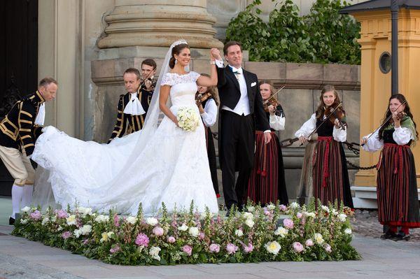 A Classic Belgian Wedding: Meghan Markle, Take Note: Gorgeous Royal Wedding Dresses