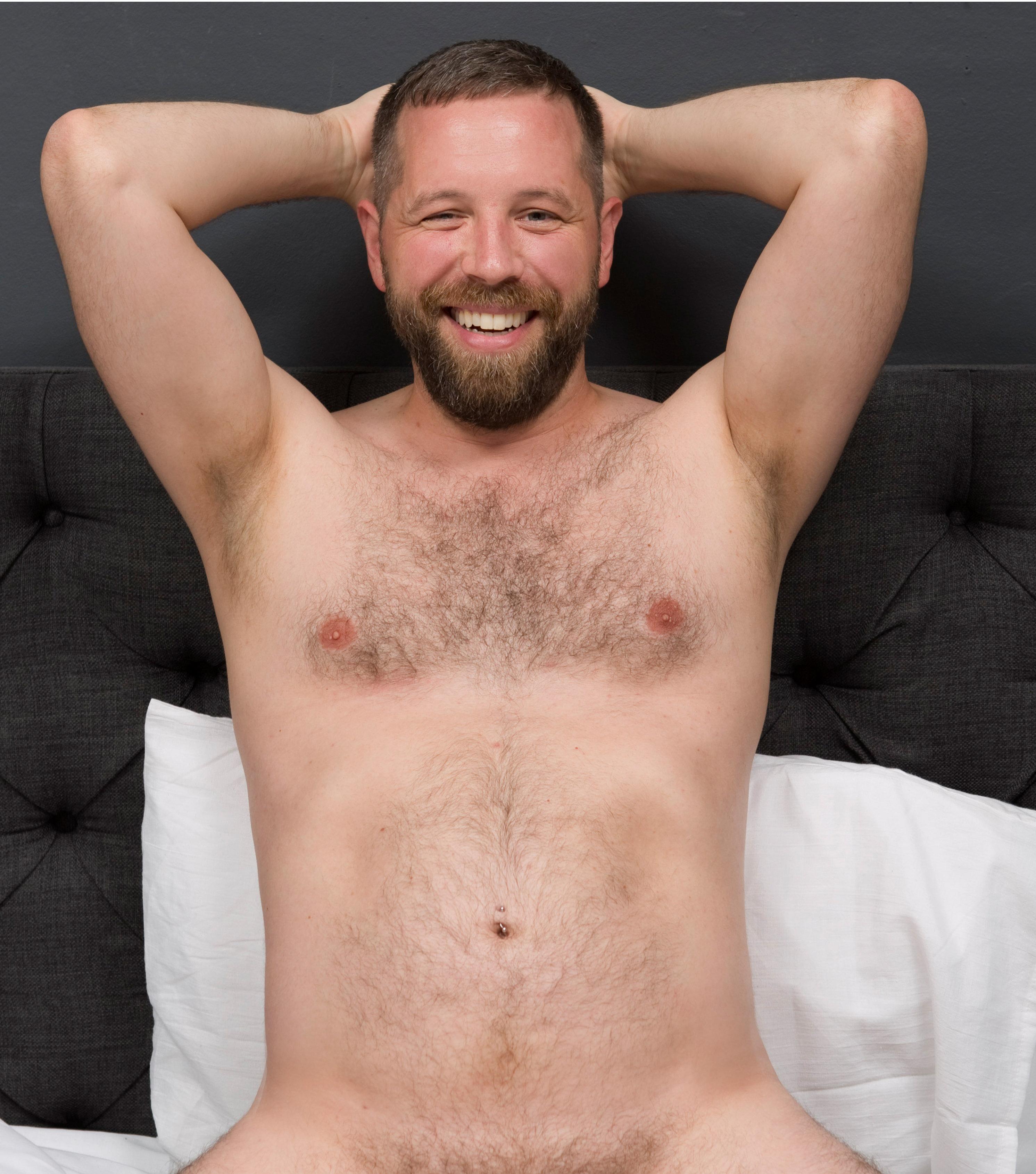 Gay photos hairy guys img