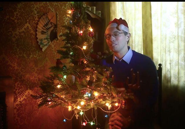 British Man Still Using Christmas Lights Purchased 48 Years