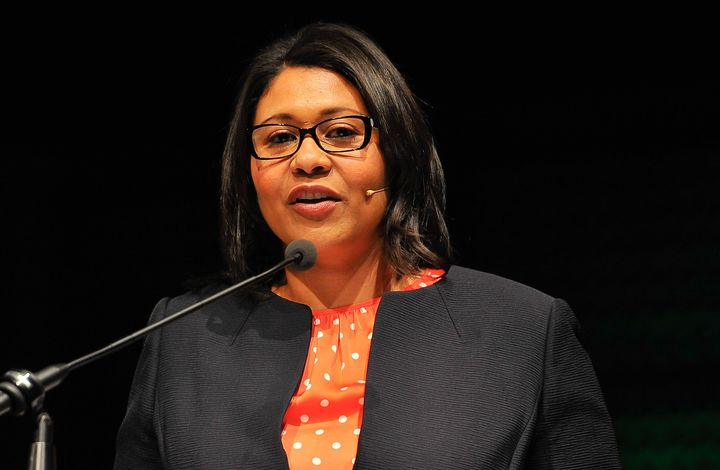 London Breed, president of the San Francisco Board of Supervisors, is now acting mayor of San Francisco after Mayor Ed Lee's