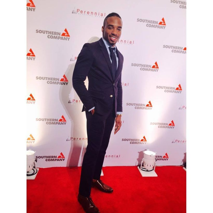 Marc Banks at the Essence Magazine Party at the Annual Legislative Conference 2014