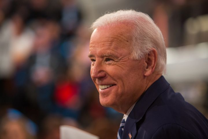 Former Vice President Joe Biden complimented Jones character while campaigning with him in Alabama.