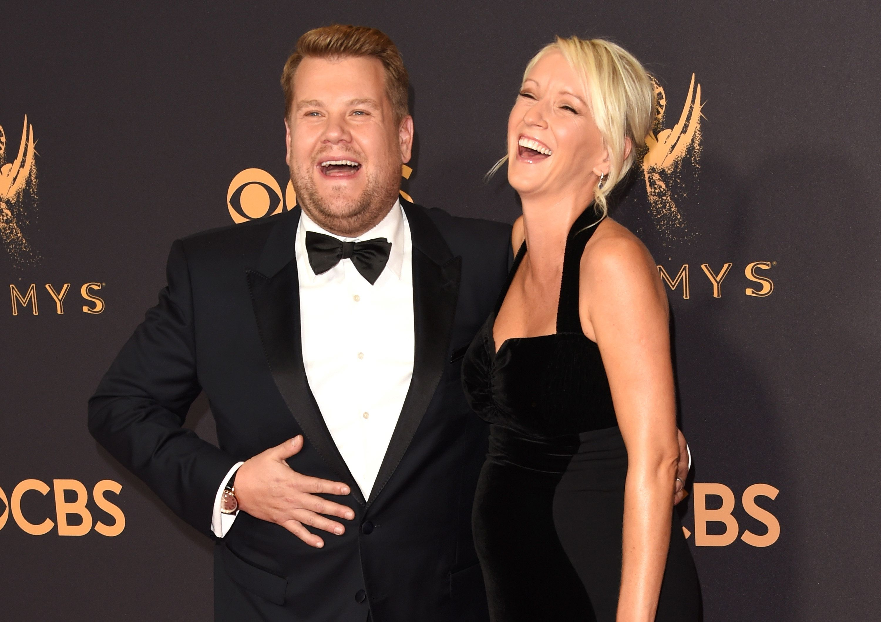 James Corden's Wife Julia Carey Has Given Birth To Their Third