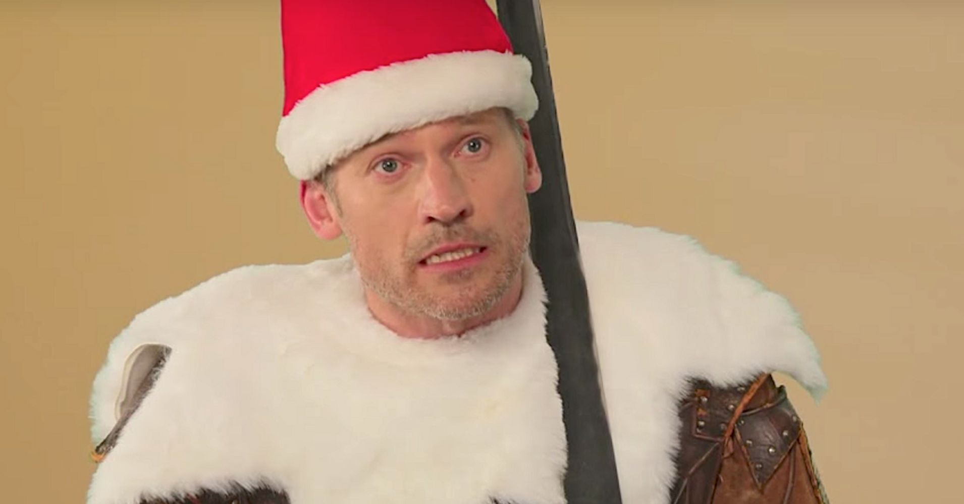Jaime Lannister Is The 'Game Of Thrones' Elf On The Shelf Of Your Nightmares