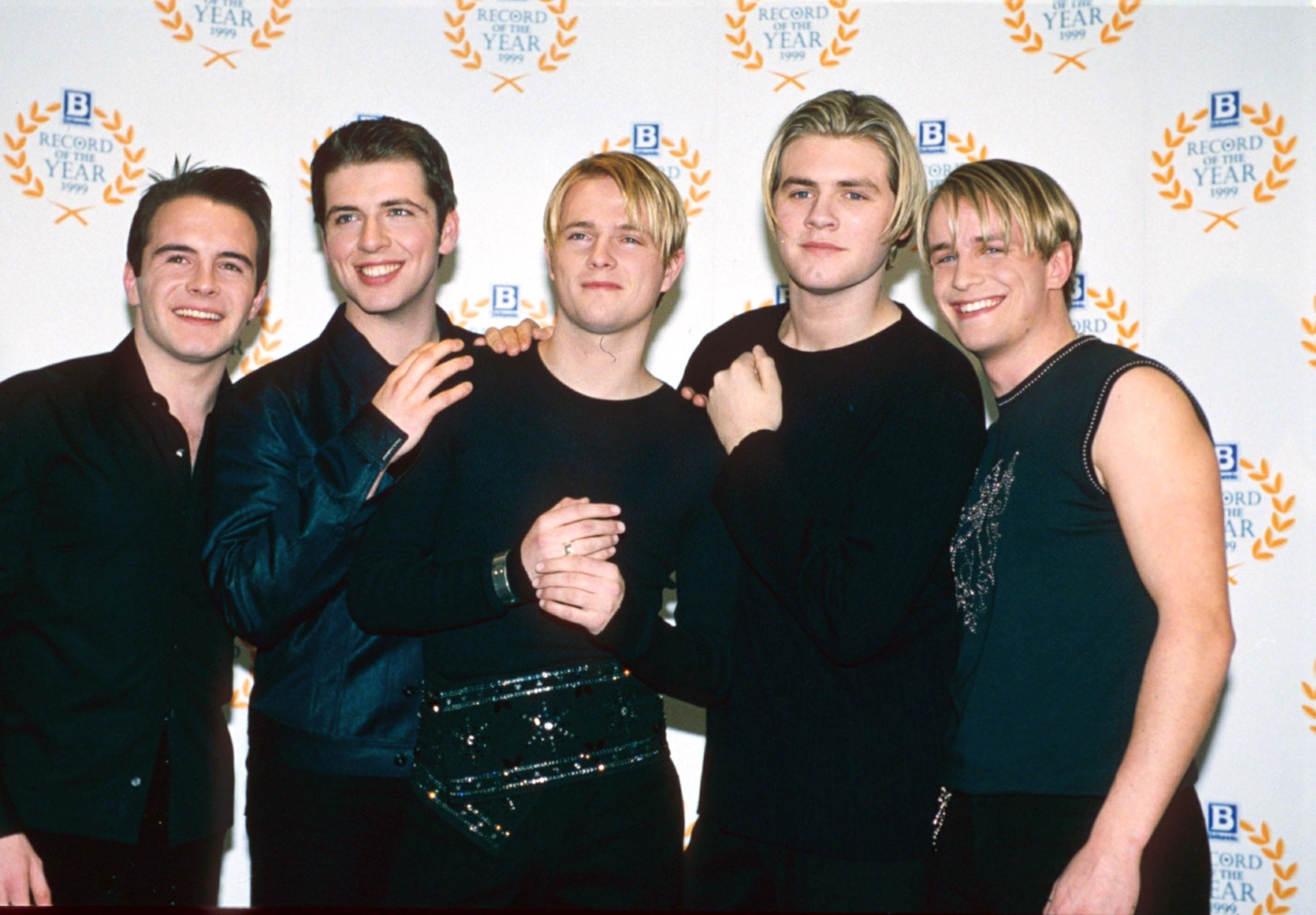 Louis Walsh Lets Slip Why One Member Of Westlife Won't Be Back For Their Reunion Next
