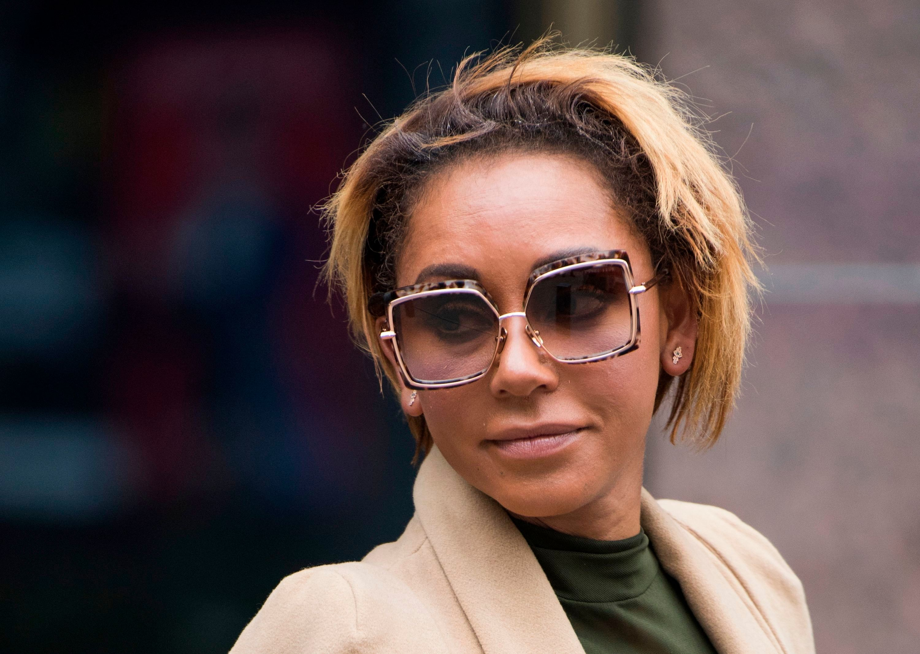 Mel B Has Ex-Husband's Name Cut Out Of Her Rib Cage Tattoo Leaving Her With 13 Stitches