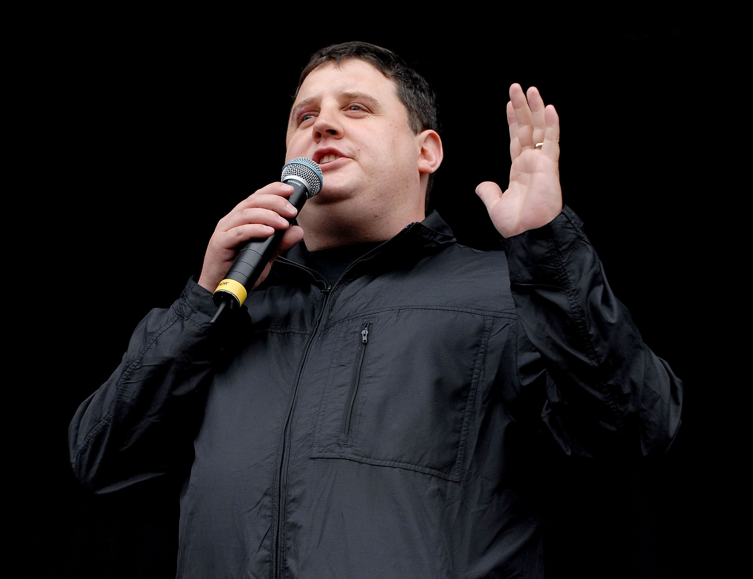 Peter Kay Cancels Record-Breaking Stand-Up Tour Due To 'Unforeseen Family Circumstances'