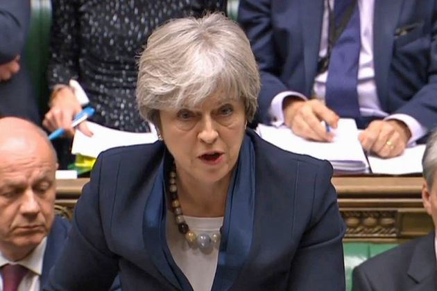 Theresa May has refused to bow to the demands of backbench Tories on