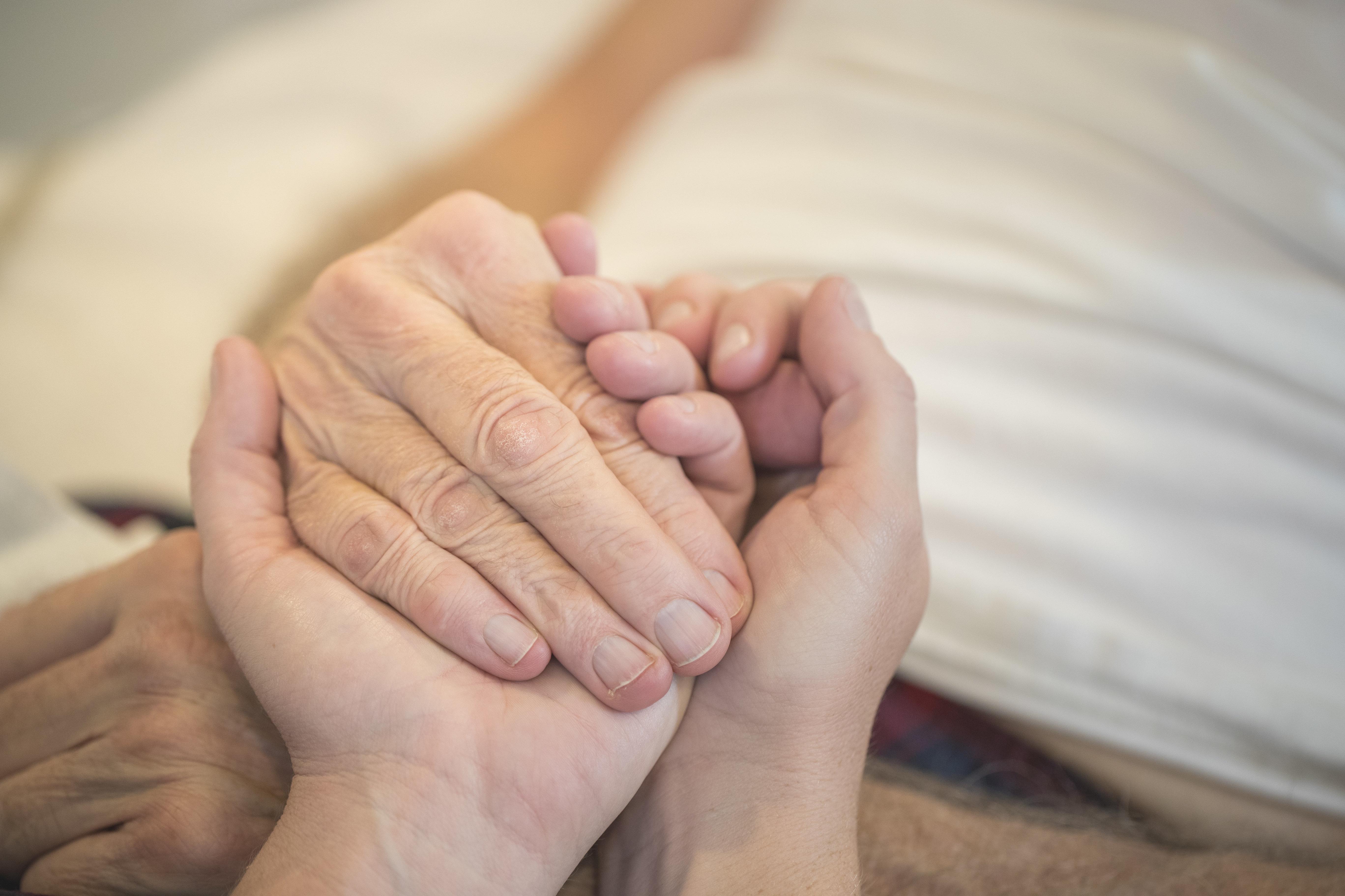 Hospiz-Mitarbeiterin erklärt: Vor dem Tod zählt für die Patienten nur eins