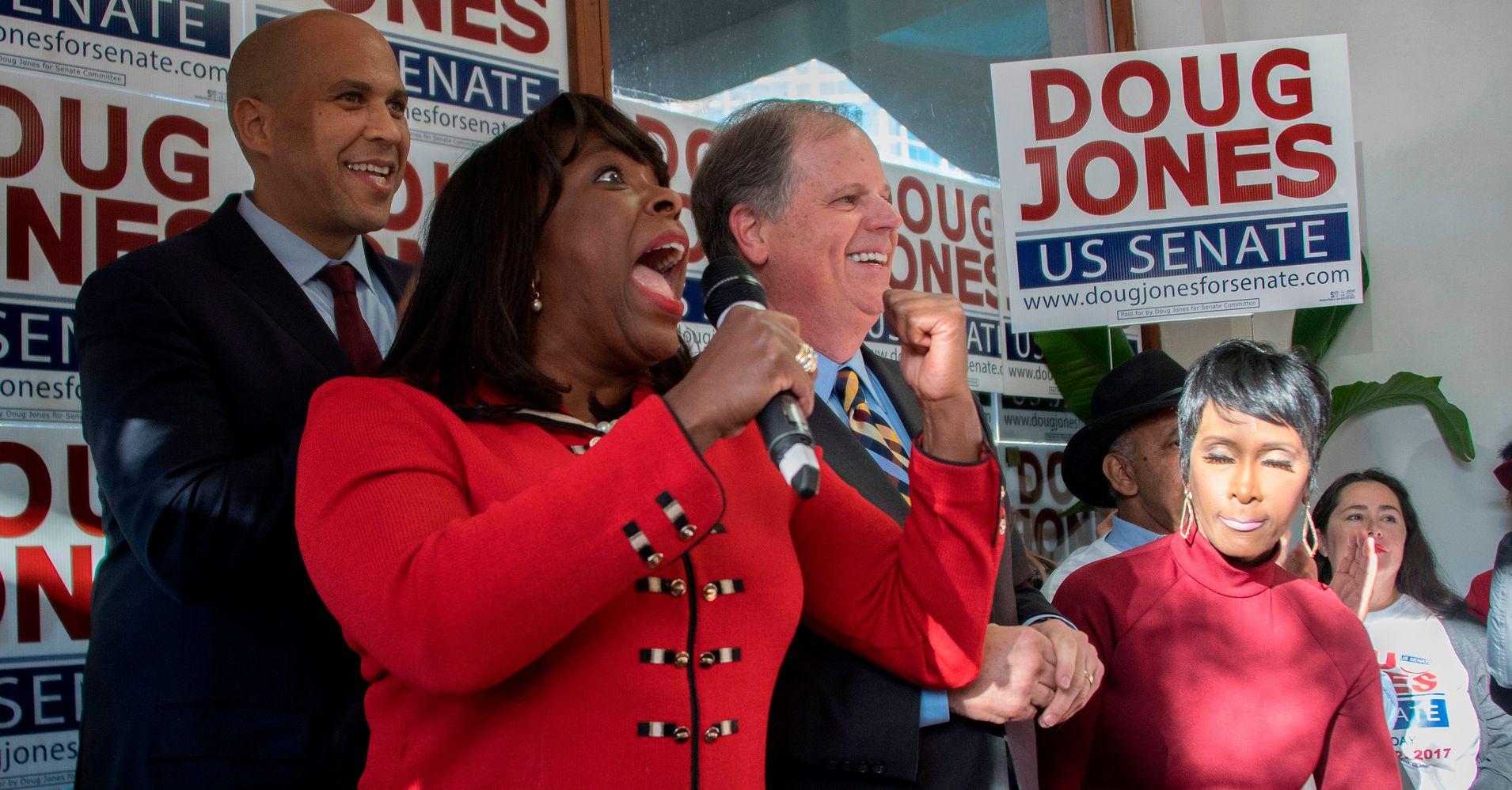 Black Women Played A Big Part In Doug Jones' Surprise Victory In Alabama