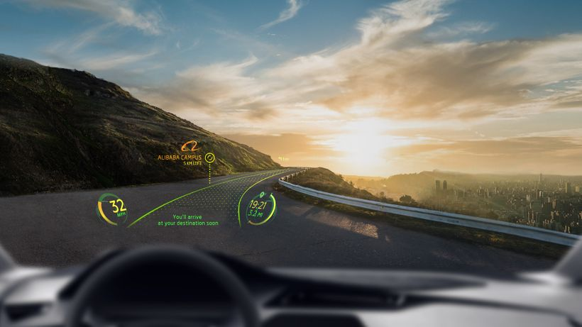 WayRay's AR technology provides safer driving and will expand into additional areas with self-driving vehicles.